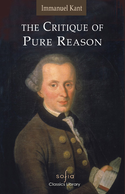 essay on the critique of pure reason Critique of pure reason research papers critique of pure reason research papers look into one of the most influential and important works of philosophy by immanuel kant.